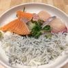 海鮮丼ランチ♪ 2回目!
