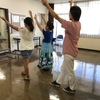 放課後にフラダンス
