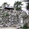 伊勢神戸城と加佐登神社