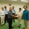 福島原発訴訟原告団、県知事へ要請行動