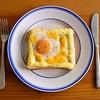 チーズトーストの朝、『なぎ』のなめろうと『et sona』のサラミで晩酌。