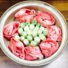 【スタンディングねぎ鍋】2つの材料で簡単フォトジェニック鍋!