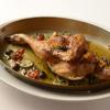 地鶏のシチリア風ロースト 石川 勉シェフのレシピ