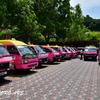 パンコールのピンクタクシー