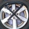 軽自動車のタイヤECOS_ES31の手組み【ビードヘルパーを使用】