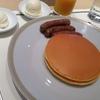 日曜の朝食は、帝国ホテルでパンケーキ・ブレックファスト