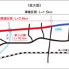 富山県 県道入善朝日線(入善町藤原〜古黒部バイパス区間)が開通