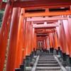 京都 伏見稲荷を見てまわる