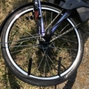 PAS CITY-Xのタイヤのパンク修理をしました。