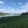 浅川沿いに高尾へ