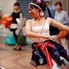 舞童(うらじゃ・表町南北パレード・6日)