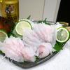 釣ったキジハタを5種類の料理で食す。