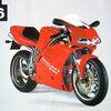 Ducati916シリーズ♪【憧れたバイクシリーズ②(^^)】