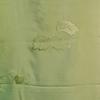 着物生地(278)桐模様刺繍紋付洗い張り