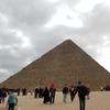ピラミッドでまさかの・・・