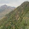 秋の登山!初級アルパインルート御在所岳の(本谷)に登る