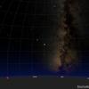 「木星にガニメデ(ガリレオ衛星)の影」2020年10月11日 19:40~22:00?頃 見えるかも?!