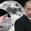 プーチン、2019年の火星着陸を目標に有人火星探査計画発表