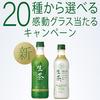 キリン生茶|20種から選べる感動グラス当たるキャンペーン