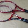 脱中級テニス🎾同じラケットでも軽い方と重い方、、どちらを選択すべきか。