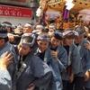 七福神巡りの浅草神社と食の神様被官稲荷神社で開運・健康・ご利益を願う