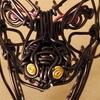 針金アートを目指して竜の頭(ドラゴンヘッド)を作る!