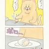 ネコノヒー「ゆで卵むき」