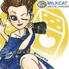milkcat2828 オリジナルステッカー「壷振りガール 2014」