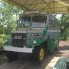 江戸東京たてもの園に行ってみた6  ボンネットバスと都電