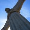 【タクシー片道20ユーロ程度】キリスト像から見るリスボンの街は美しかった