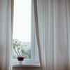 【5月の大掃除】カーテン掃除は洗濯機で楽する~カーテンなしで暮らしたい【ズボラ家事】