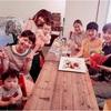 SUZU CAFEでお祝いランチ会