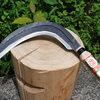 新しい武器を手に入れる。ナギ型造林鎌の発注