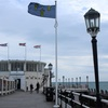 ワージング④ 桟橋まで散歩