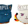【グッズ】ヘタリア The World Twinkle ぬいぐるみポシェット(ドイツ猫/プロイセン猫) 2017年4月頃発売予定