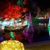 海外のクリスマスイルミネーション(オーストラリアの練馬公園にて)