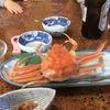 福井でカニをたらふく食べた話