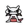 ラティアス(ポケモン)の色のぷちゴン|ぷちゴン