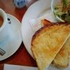「ウィーンの森」でトーストモーニング~島根県松江市