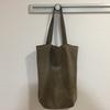 """【レビュー】Hender Schemeのトートバッグ """"pig bag M"""""""
