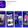 Facebookが、TikTok対抗アプリ「Lasso」をアメリカで公開