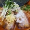 札幌市 らーめん 覚羅 / 面白いメニューを食べられず