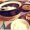 長谷園の「かまどさん」で美味しいご飯*ご飯のお供