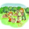 木もれびの森 林内整理・薪割り体験のご案内