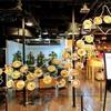 横浜散歩 -新横浜ラーメン博物館で青竹打ち麺作り体験
