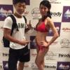 大阪市都島区でベストボディ☆ベストボディ・ジャパン入賞者のトレーニング