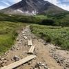 旭岳登山!旭岳ロープウェイを使わず登ってみた。