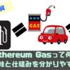 【仮想通貨】イーサリアム(ETH)で使われるガス(Gas)とは?
