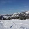 南郷スキー場 今日も快晴!