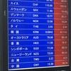 関西圏からの飛行機&成田空港での過ごし方